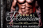 Carnal Persuasion Cover Reveal
