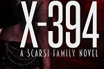 X-394 Cover Reveal